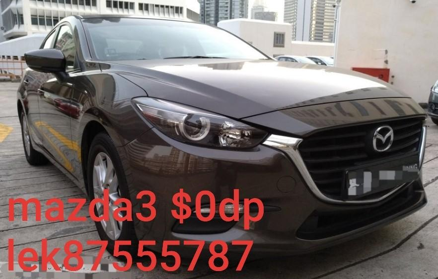 For sales only  mazda3