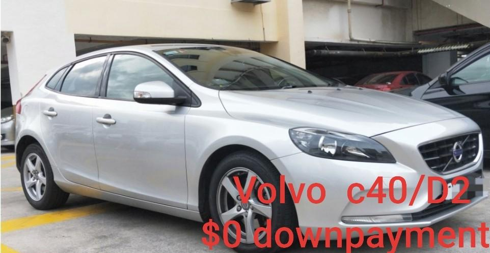 FOR SALES ONLY  (Volvo V40/D2