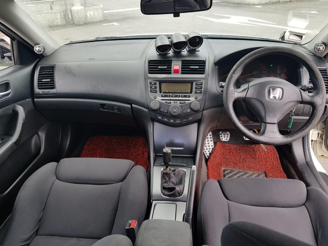 Honda Accord Euro R 2.0M Manual