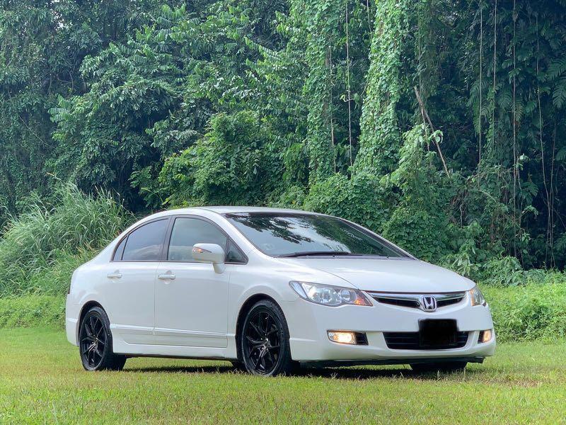 Honda Civic 1.8 VTI-S (A)