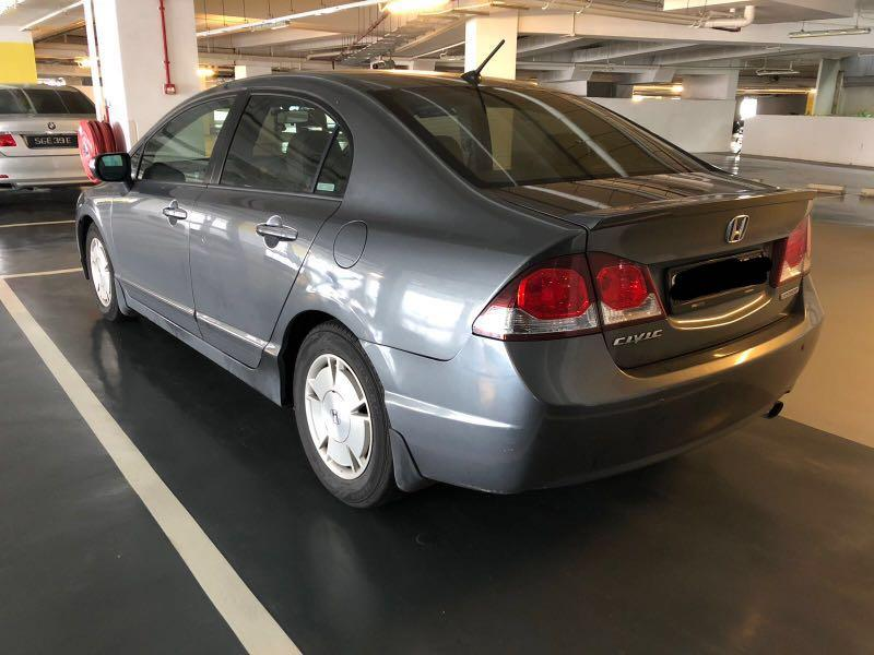 Honda Civic Hybrid 1.3