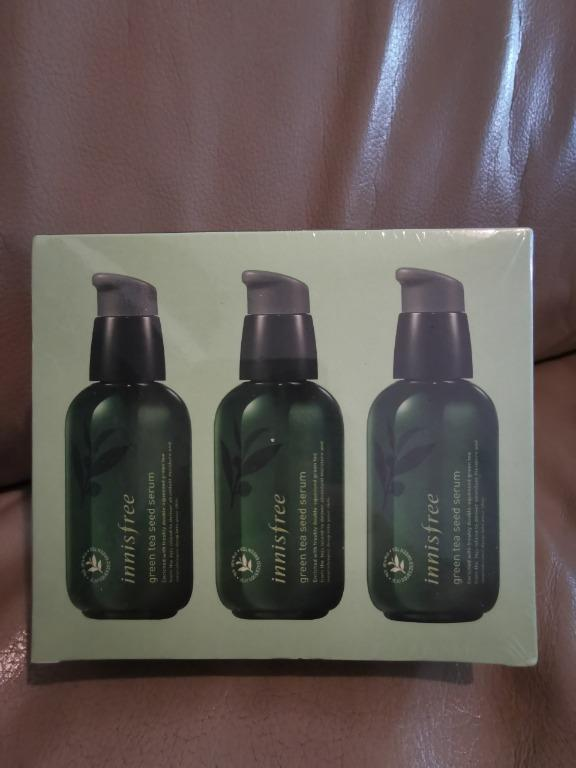 Innisfree Green Tea Seed Serum Triple Set 80ml x 3
