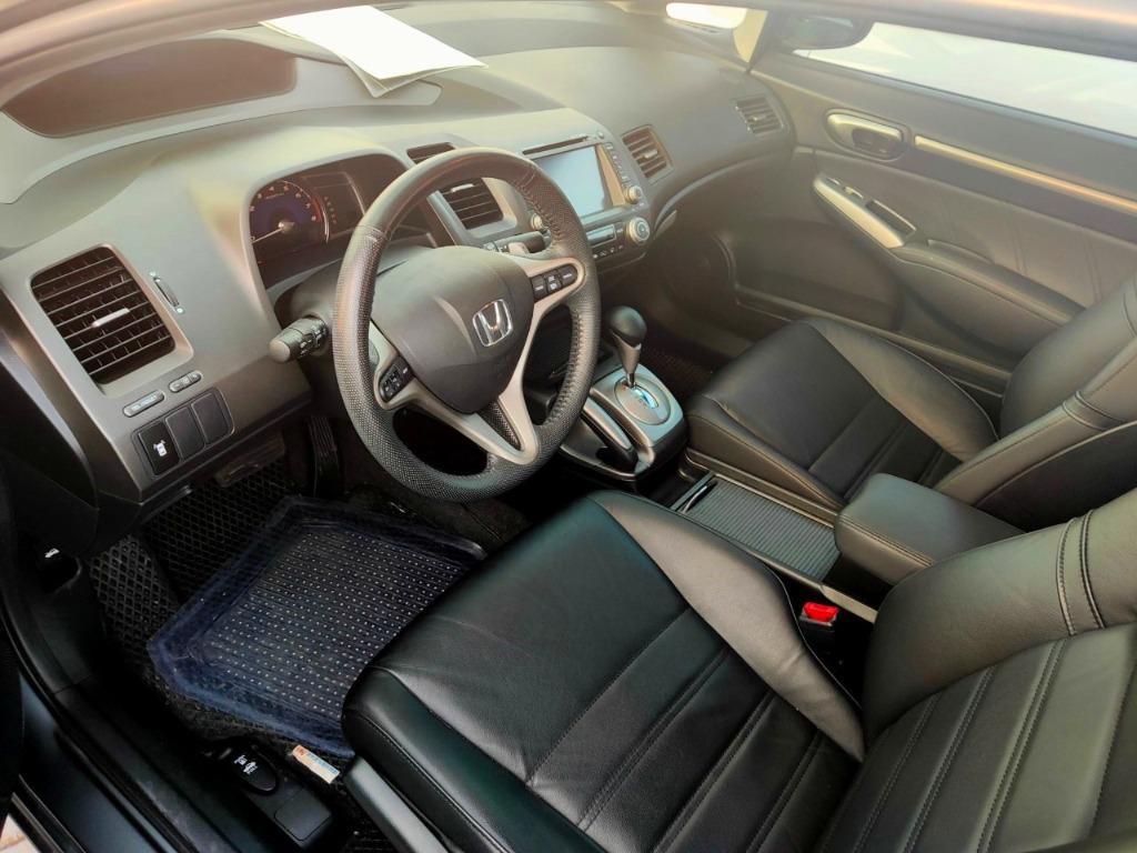 K12  2011年HONDA CIVIC 1.8頂級車款