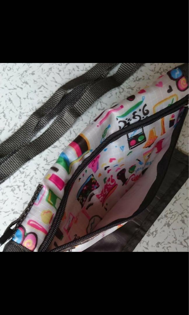 LeSportsac ★ multi pouch ★ shoulder bag ★  travel goods