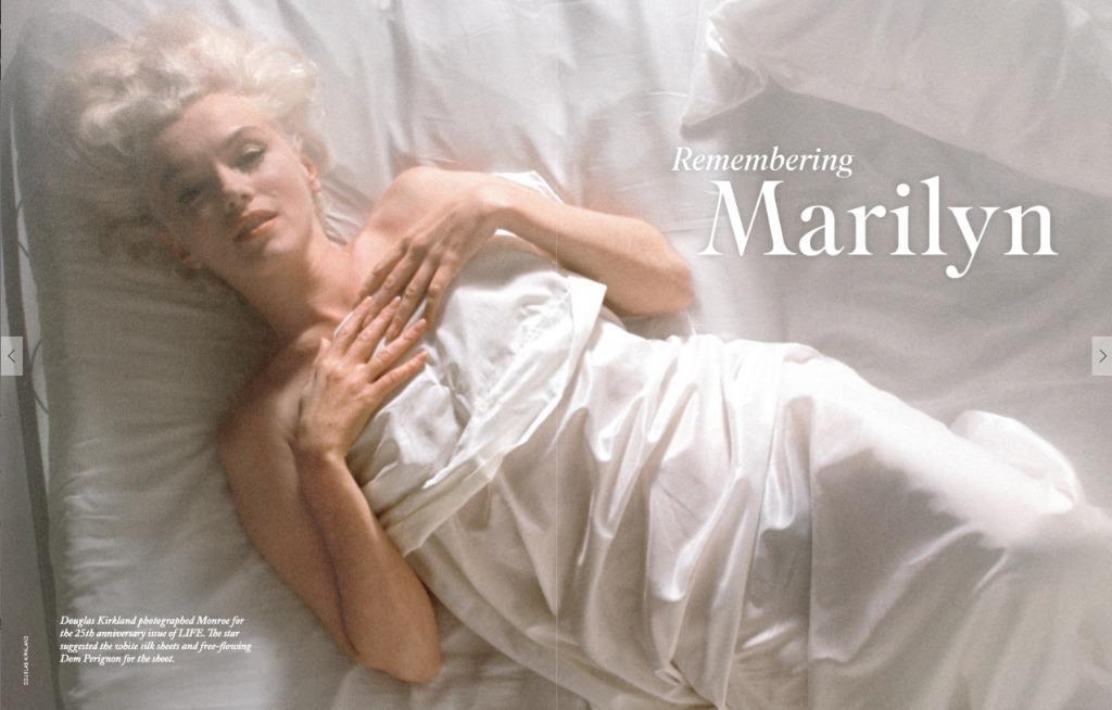 LIFE  Marilyn Monroe 2019  (100% True PDF High Quality eMagazine)