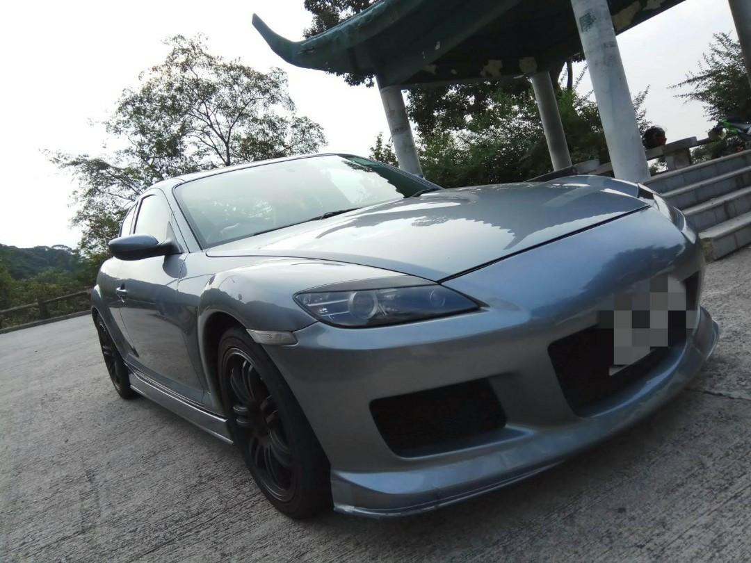 Mazda RX-8 1.3 6-speed (A)