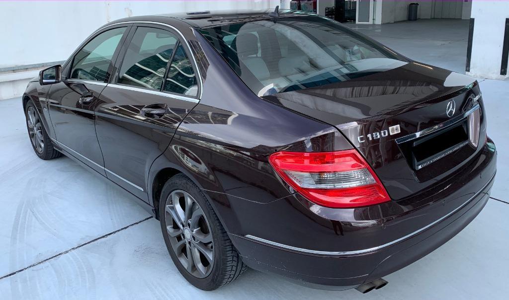 Mercedes-Benz C180 K Auto