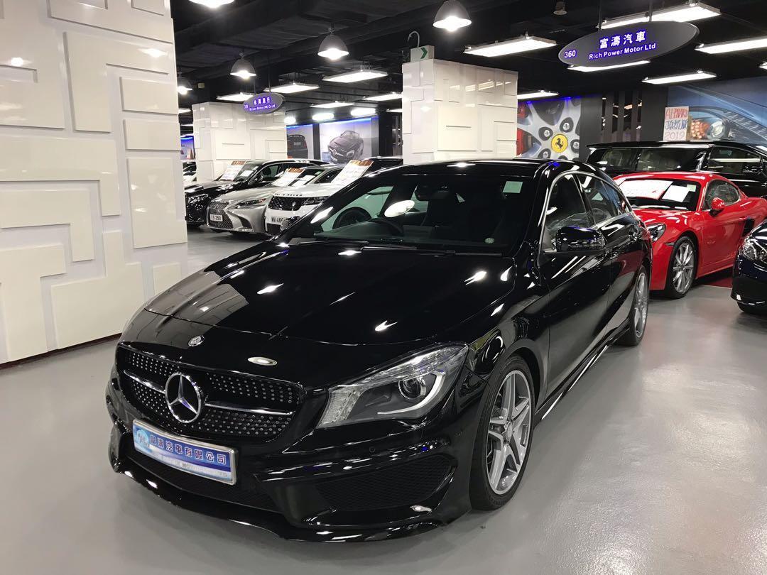 Mercedes-Benz CLA200 AMG Shooting Brake  Auto