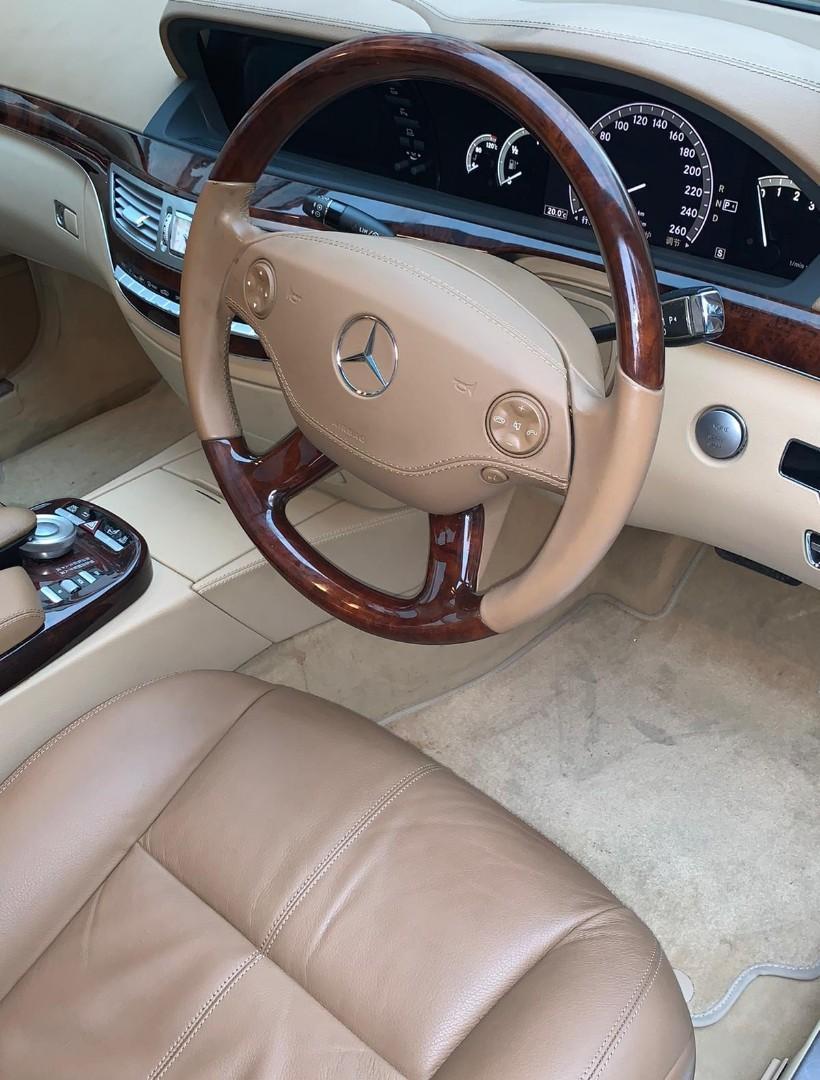 Mercedes-Benz S350L S350L Auto