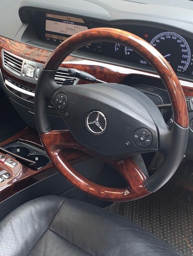 Mercedes-Benz S500L BE FL S500L BE FL Auto