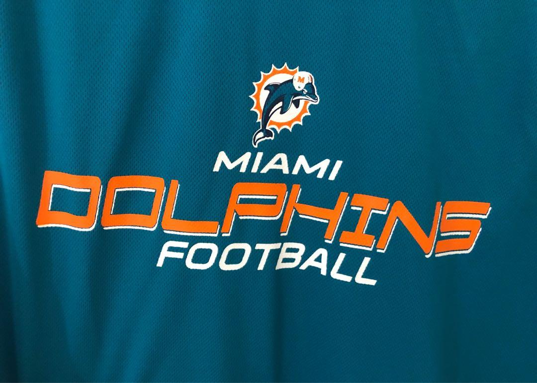 Miami Dolphins NFL official merchandise Jersey Shirt XL
