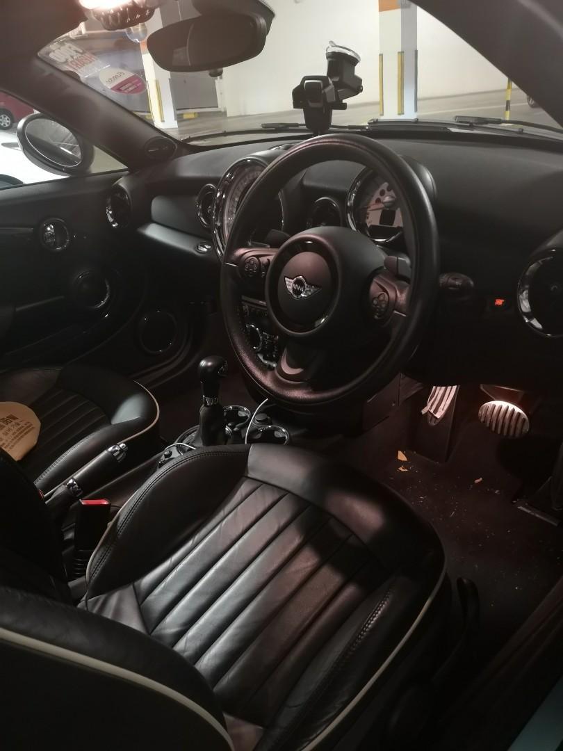 MINI Cooper S Coupe Auto