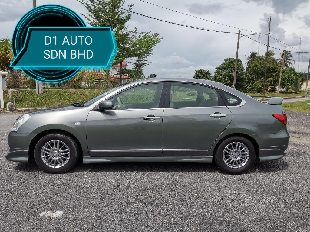 NISSAN SYLPHY 2.0 AT IMPUL,1OWNER,100% ACC FREE,NEW PAINT,NEW TIRE,BODYKIT,LEATHER
