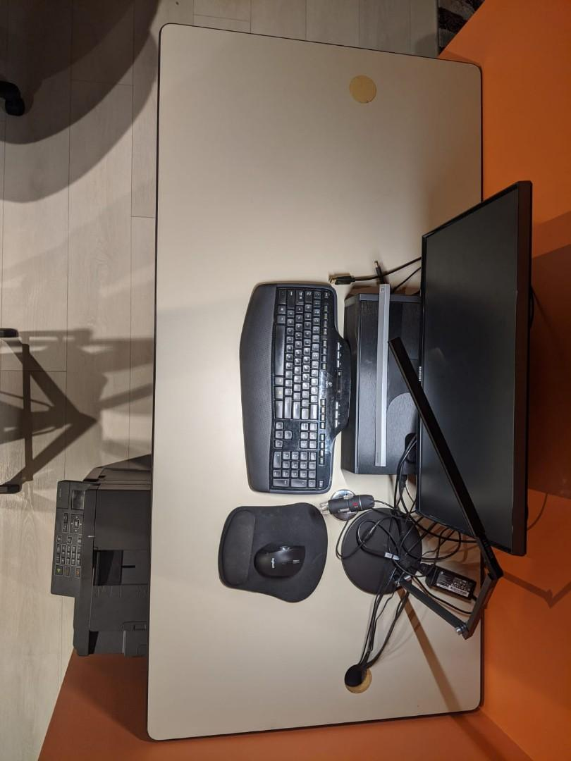 Office/industrial grade workstation/ computer table