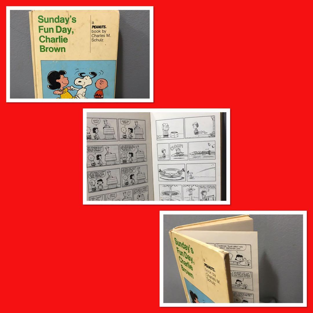 Old Timey peanuts book in used condition for sale or make me an offer