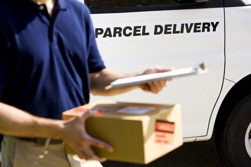 Parcel delivery *Own vehicle* Up to 4-5K per month