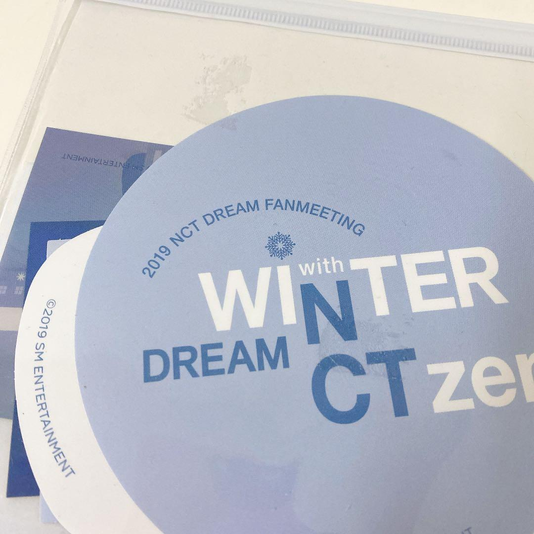 [Ready Stock] NCT Dream Winter with NCTZen Fanmeeting Official Goods