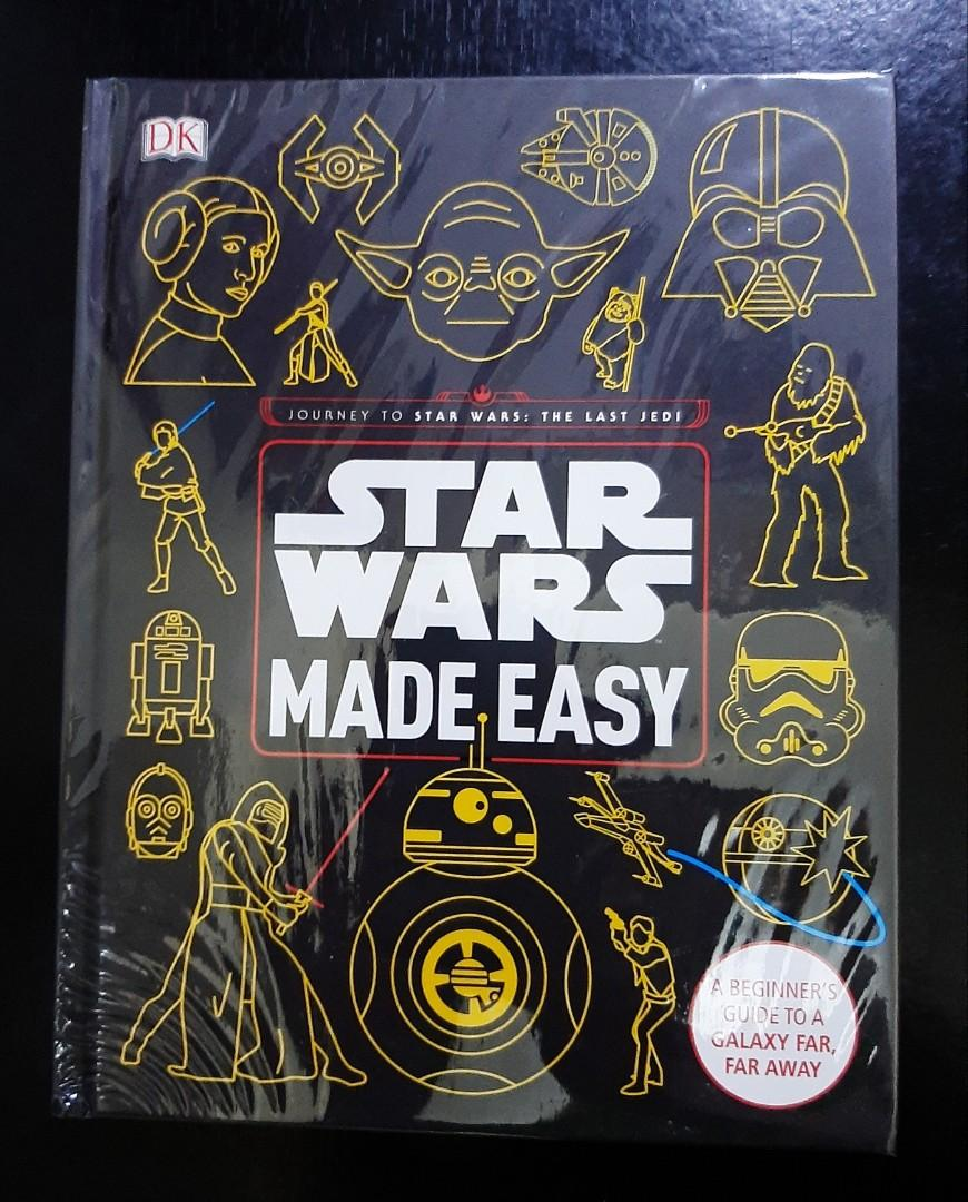 Star Wars Made Easy - Journey to Star Wars: The Last Jedi by Christian Blauvelt