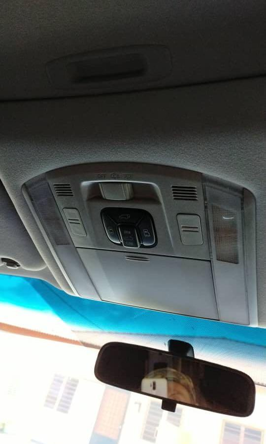 Toyota Alphard ANH20 , jualan cash 130k harga sudah di turunkan jadi 125k , masuk loan pun boleh