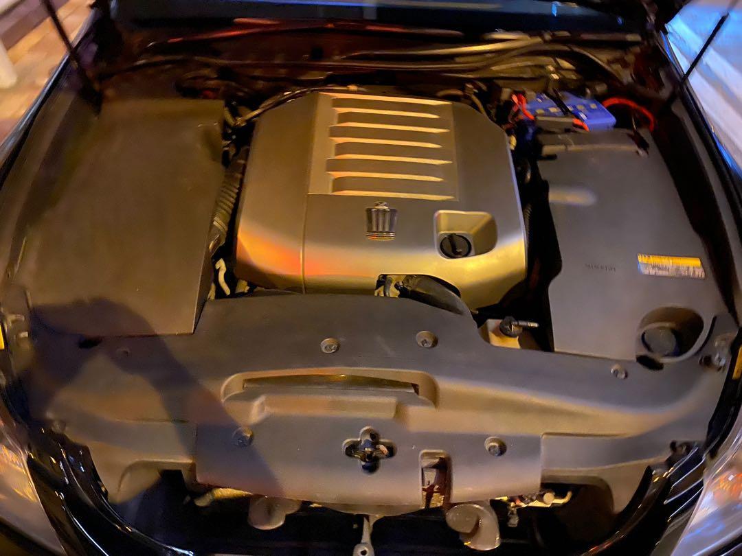 Toyota Crown Athlete 3.5 Auto