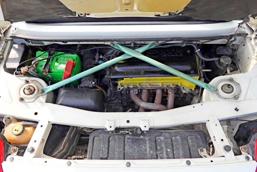 Toyota MR-S mts Manual