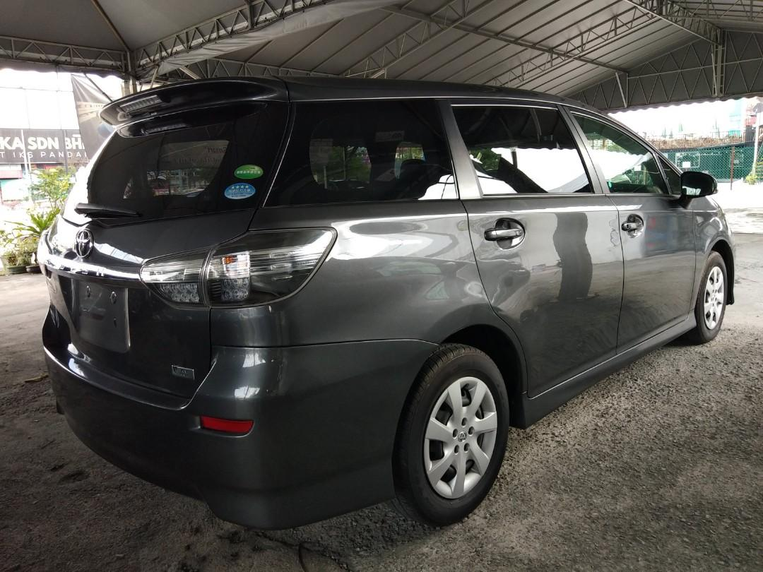 TOYOTA WISH 1.8 X SPEC RECON2014 PRICE ON THE ROAD RM86,888.88☺ HP012-2367272SENGSENG☺🙏