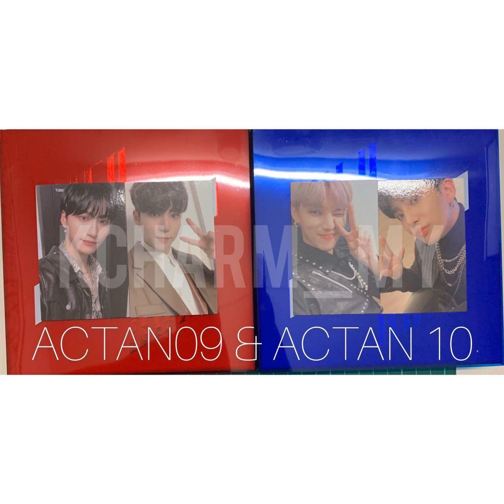 [WTT] ATEEZ  TREASURE EPILOGUE : ACTION TO ANSWER PHOTOCARDS