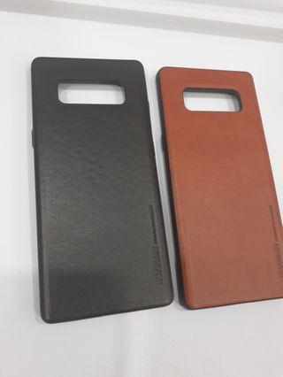 Leather case Samsung Note 8