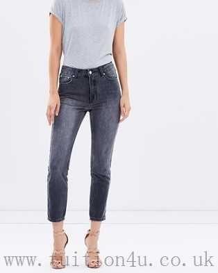Atmos Here -Cindy Vintage Mom Jeans