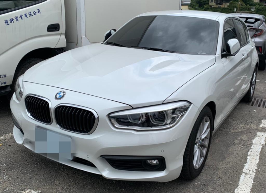 18年 寶馬BMW 118i