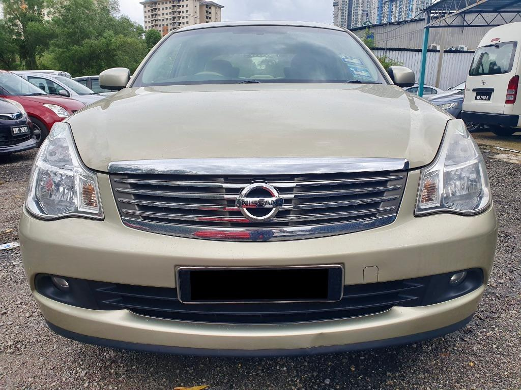 2010 NISSAN SYLPHY 2.0 CVTC (AT) FULL LOAN SUPER NEW YEAR PROMOTION