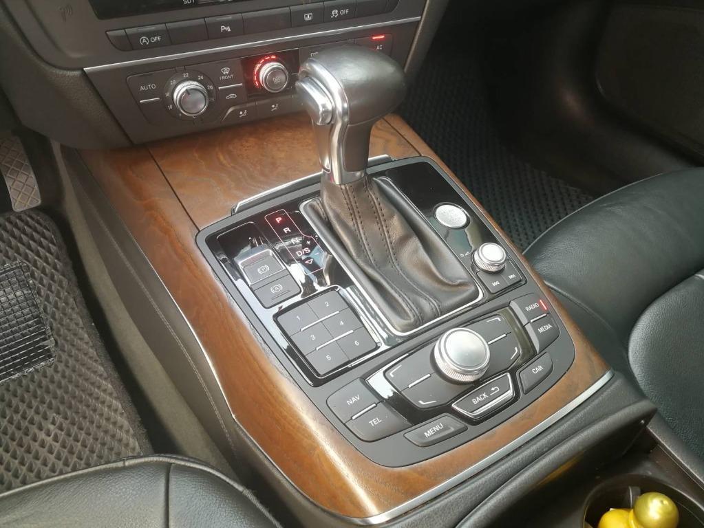 2012樣式 奧迪 A6 3.0T QUATTRO 大改款 300匹馬力 智慧型恆時四傳