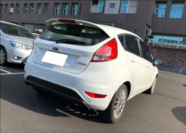 2014年 Ford Fiesta 5D 1.5 2WD 超低利率 信用瑕疵 強力過件 全額貸款