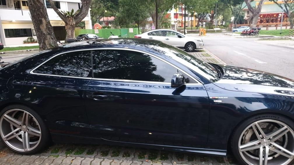 Audi A5 coupe for 6 months