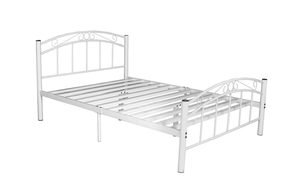 BED PACKAGE!!!CLEVELAND METAL BED(BLACK/WHITE)+MATTRESS LUNA 168 SINGLE-$180/DOUBLE-$290/QUEEN-$330