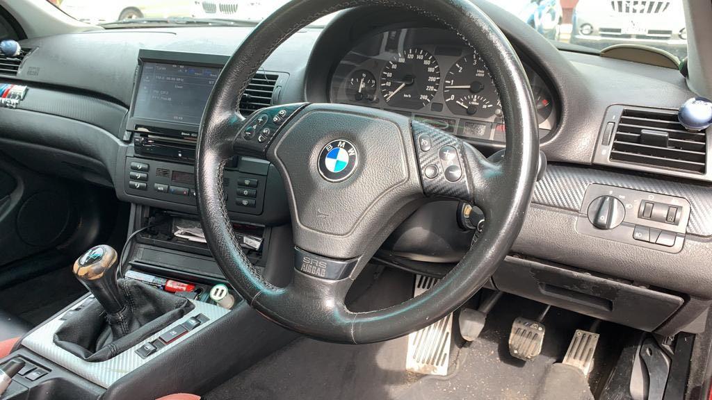 BMW 328i E46 Manual
