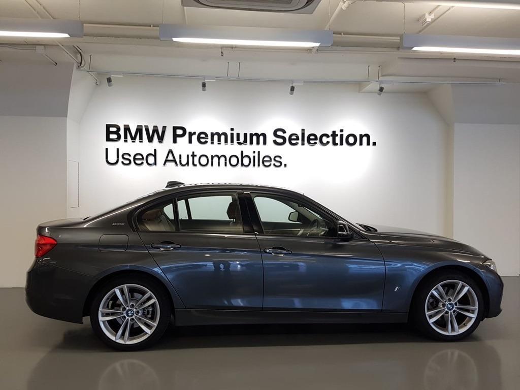 BMW 330e Saloon Sport Plug-in Hybrid 2018 Auto