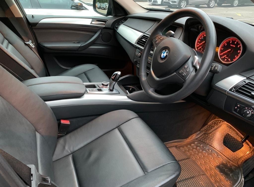 BMW X6 XDRIVE35IA X6 XDRIVE35IA Auto