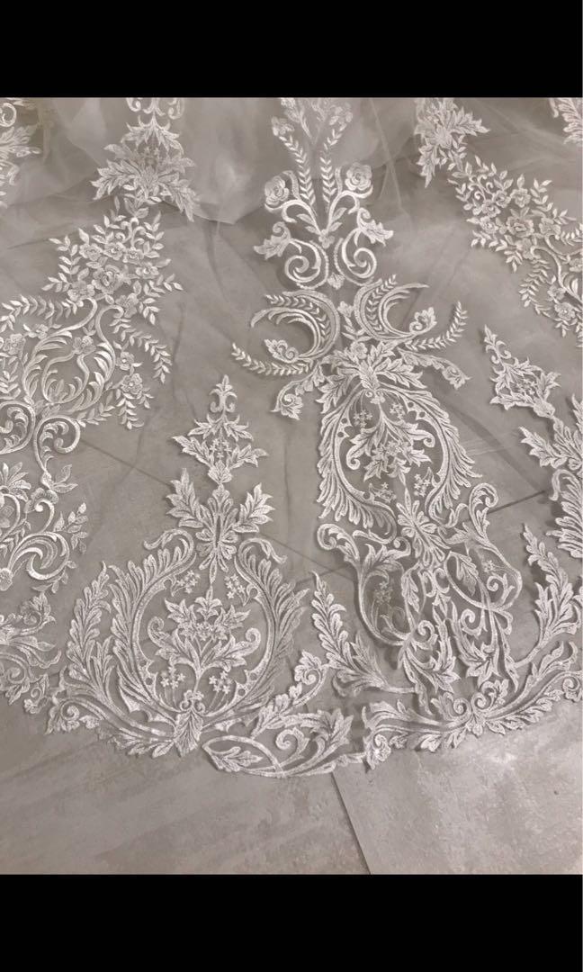 Brand New Never Worn Casablanca Kinsley Wedding Dress