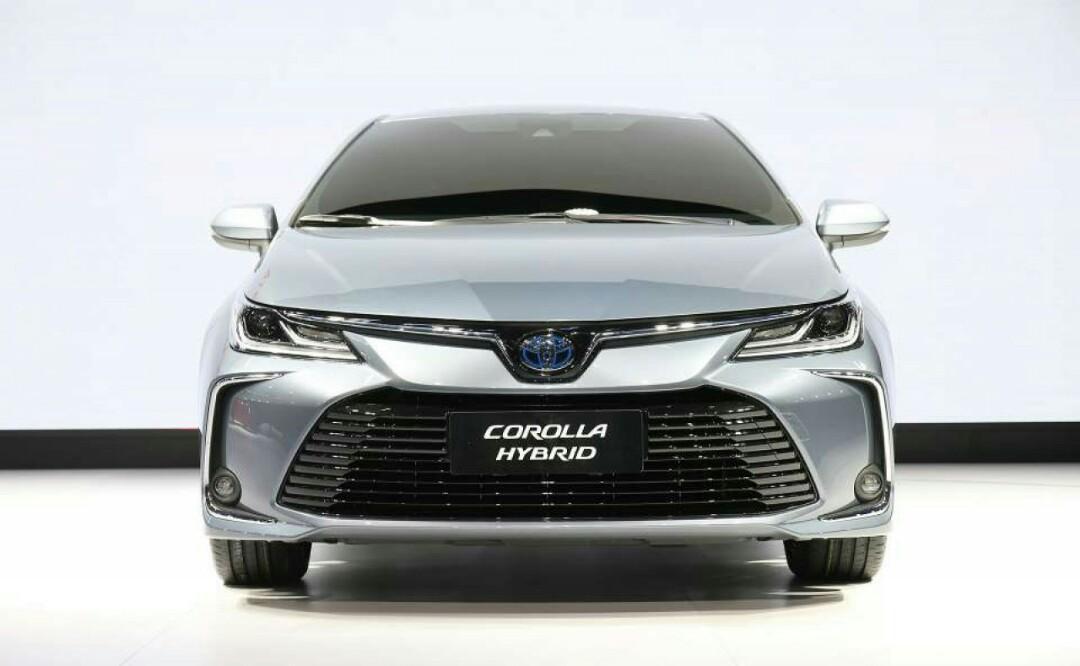 Brand New Toyota ALTIS Hybrid (for long term PHV leasing)
