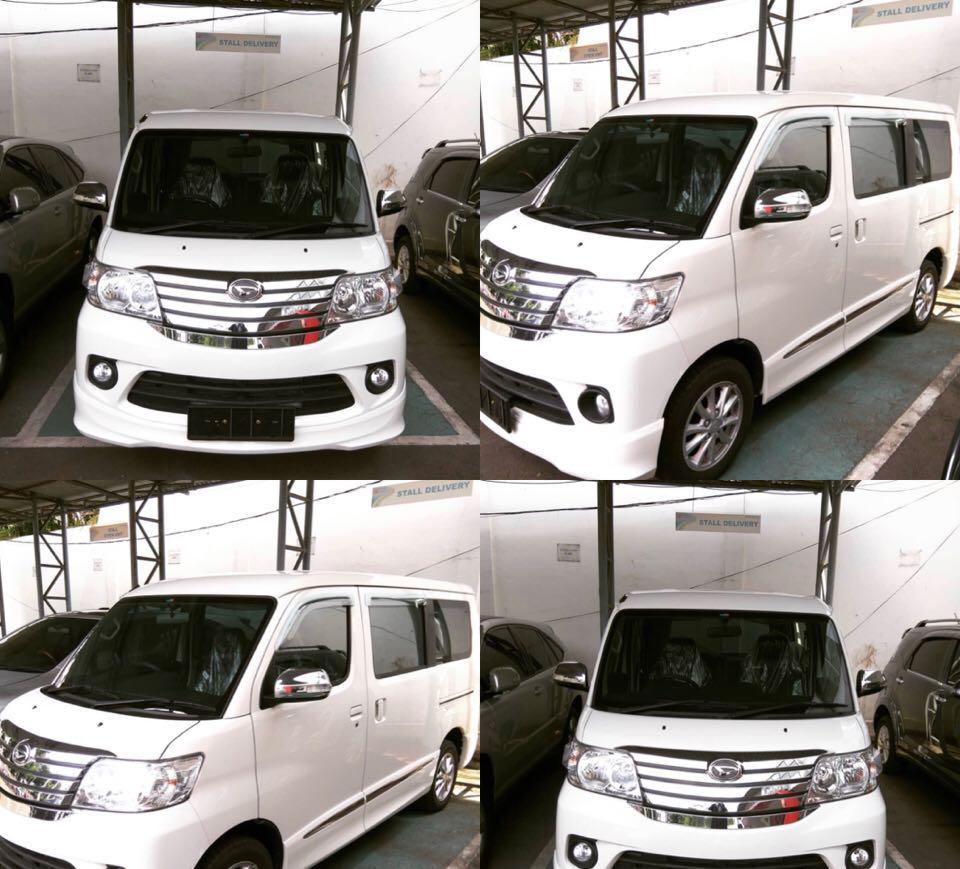 DP RINGAN Daihatsu Luxio mulai 14 jutaan. Daihatsu Fatmawati