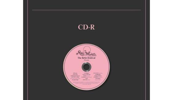 [FINALE]RED VELVET REPACKAGE ALBUM-THE REVE FESTIVAL FINALE-KPOP NEW SEALED