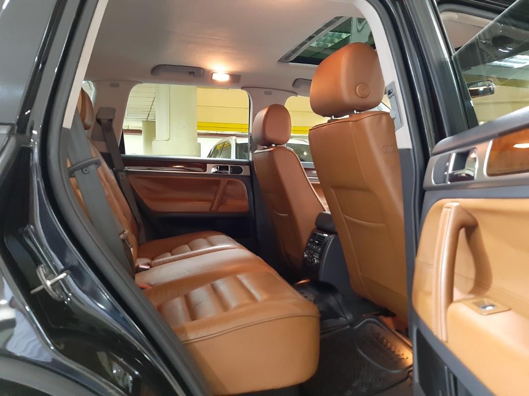 for SALE Nego th.2004 Volkswagen Vw TOUAREG 3.2L BENSIN 4x4 Automatic.SUNROOF,Elektrik SEAT.Unit Kondisi PRIMA.Nopol B-Dki(GENAP).MINES Pajak Telat.Pertahun 5,5juta