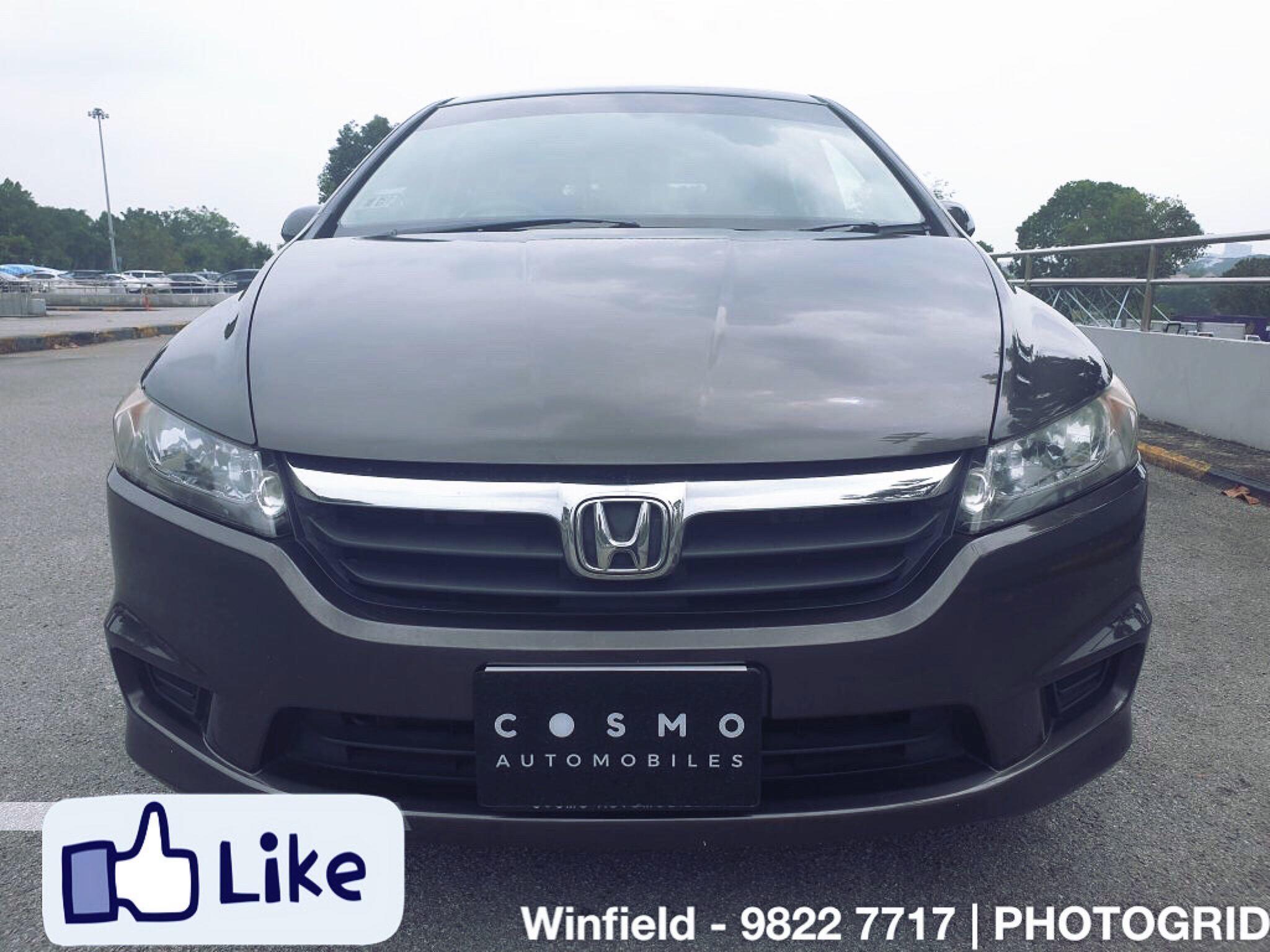 Honda Stream 1.8 X JDM Auto