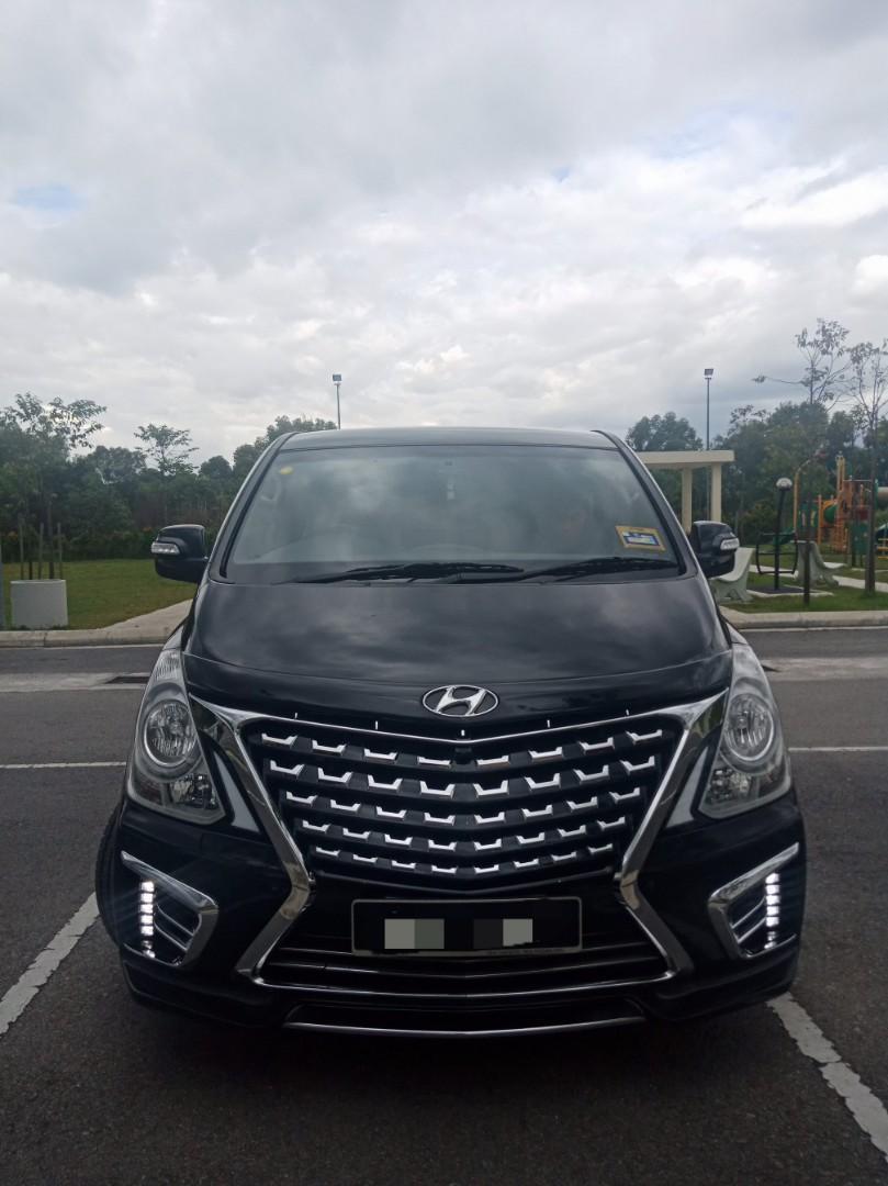Hyundai Grand Starex 2.5 (A) Kereta Sewa Selangor KL