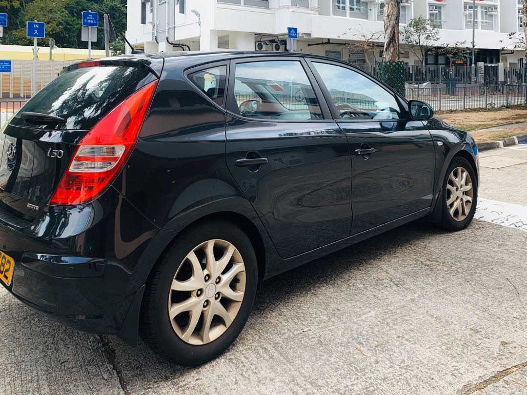 Hyundai i30 2.0 CVVT Auto