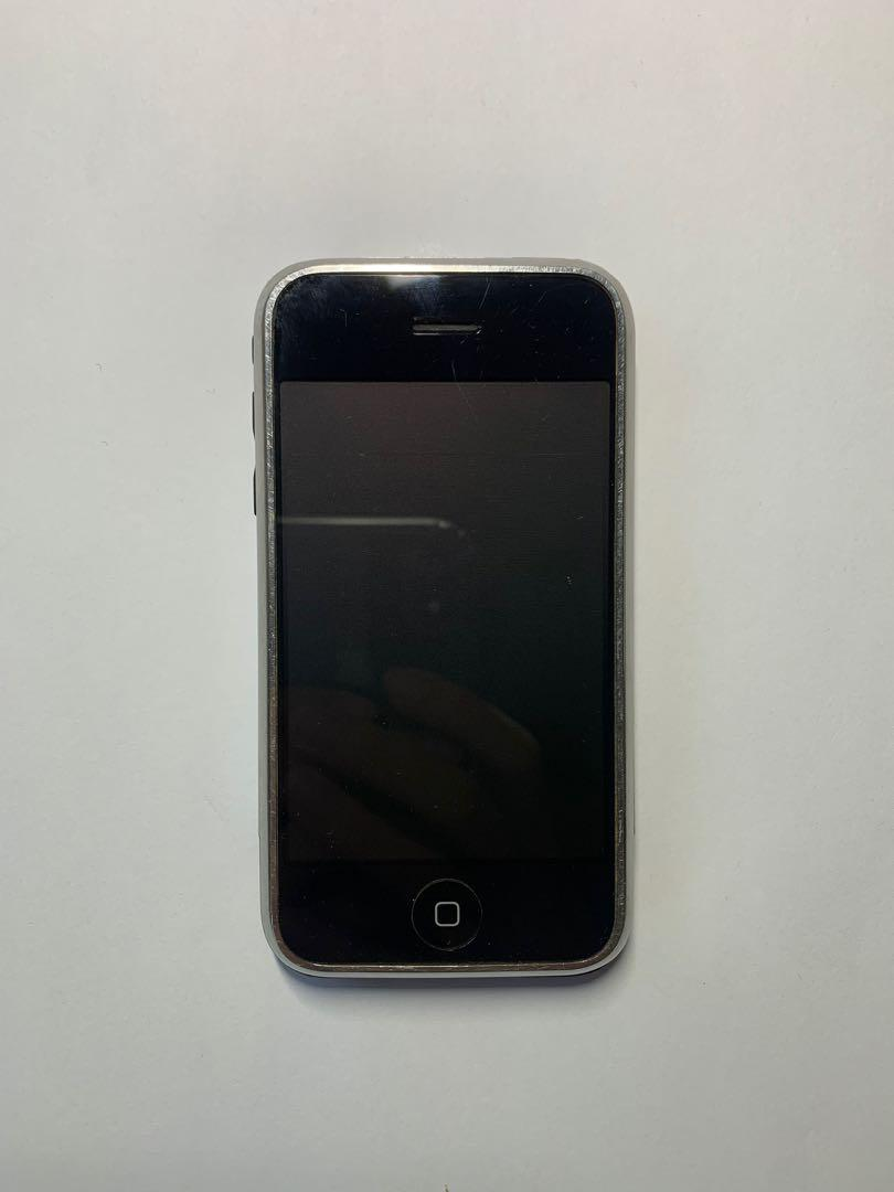 iPhone 2G(8GB)第一代蘋果手機