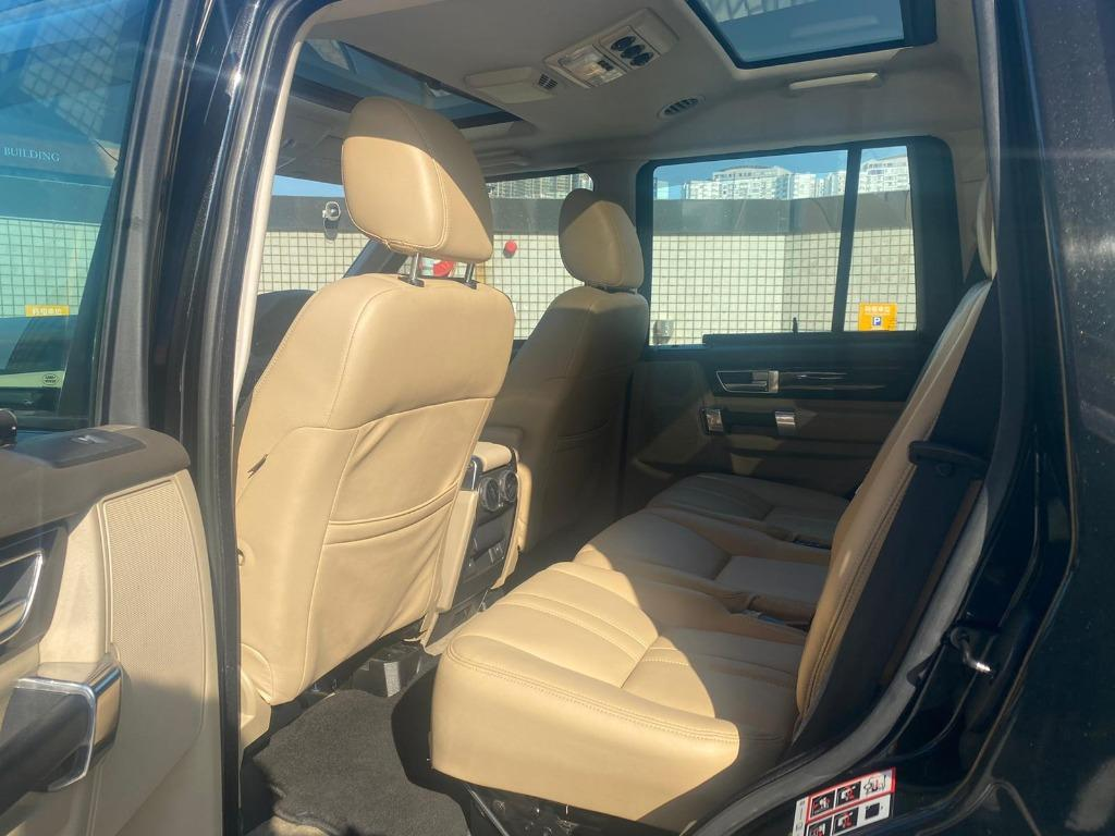 Land Rover Discovery 4 5.0 Auto