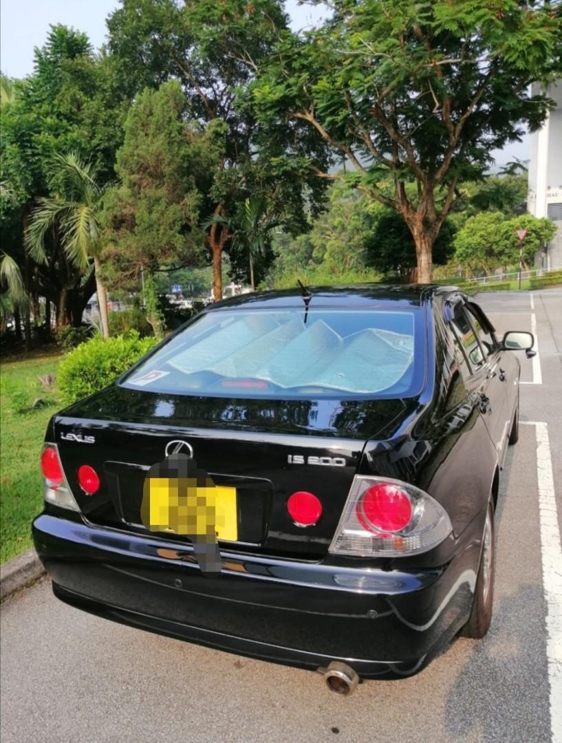 Lexus IS200 (A)