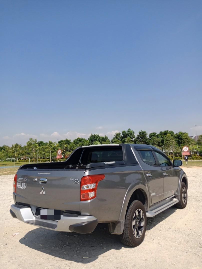 Mitsubishi Triton 2.5 (A) 4x4 Pickup Sewa Selangor KL